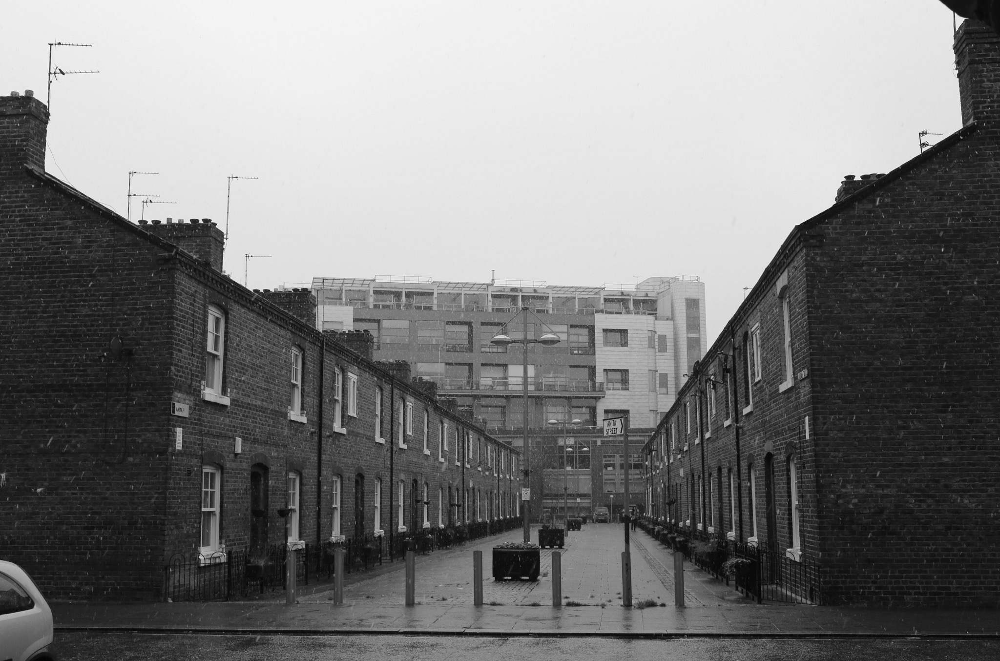 A street in Manchester