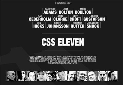 CSS Eleven